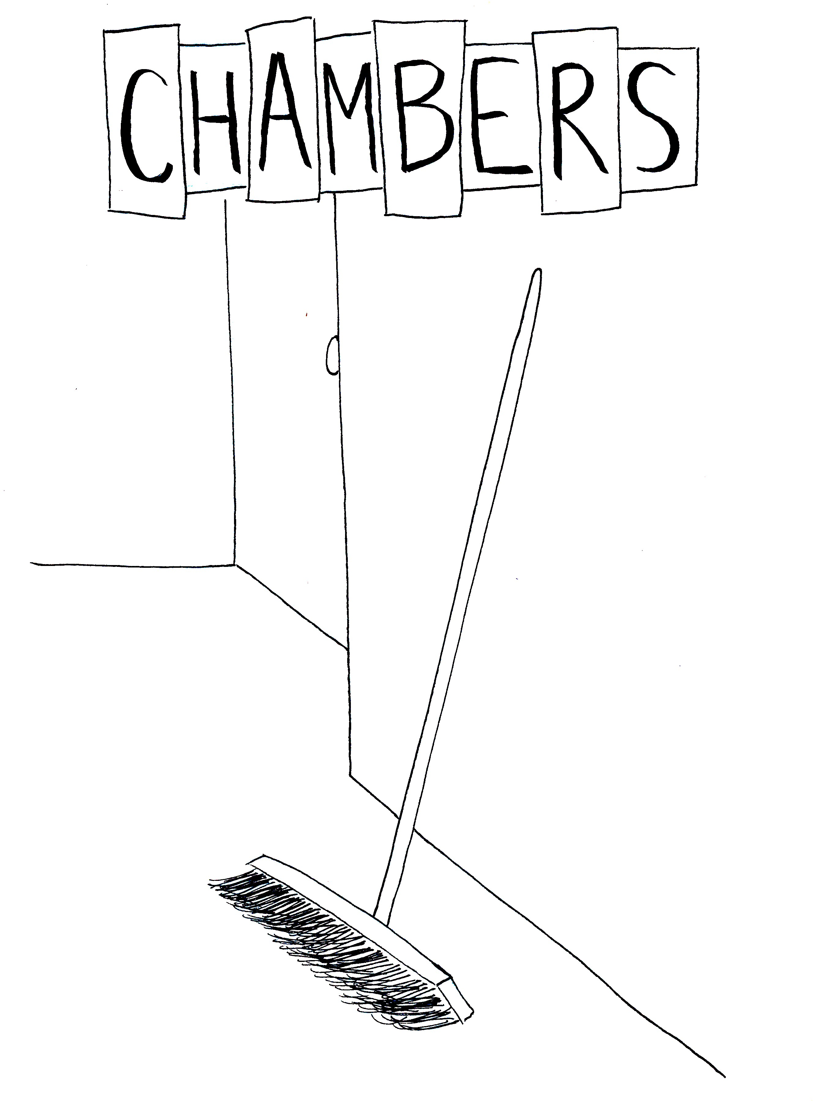If you are allergic to looking at brooms, this might not be the comic for you.